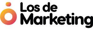 Los de Marketing Logo
